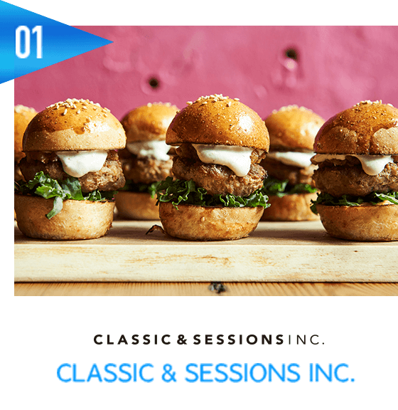 CLASSIC & SESSIONS INC.