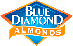 Blue-Diamond-Almondsのロゴ