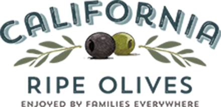CALIFORNIA RIPE OLIVESのロゴ