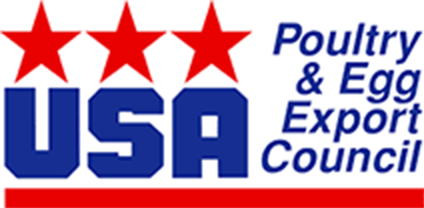 USA Poultry & Egg Export Councilのロゴ
